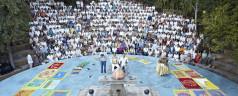 Popolo Spirituale: Programm im August