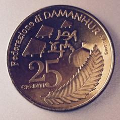 Eine neue Münze