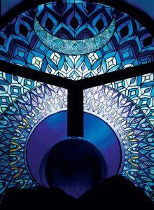 Saal des Wassers, Tempel der Menschheit, Damanhur