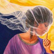 Göttliches Schweigen, um zu kommunizieren