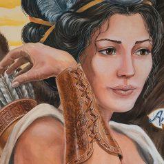 Artemis, reich an Werten