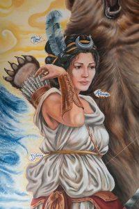 Artemide, Tempel der Menschheit, Damanhur