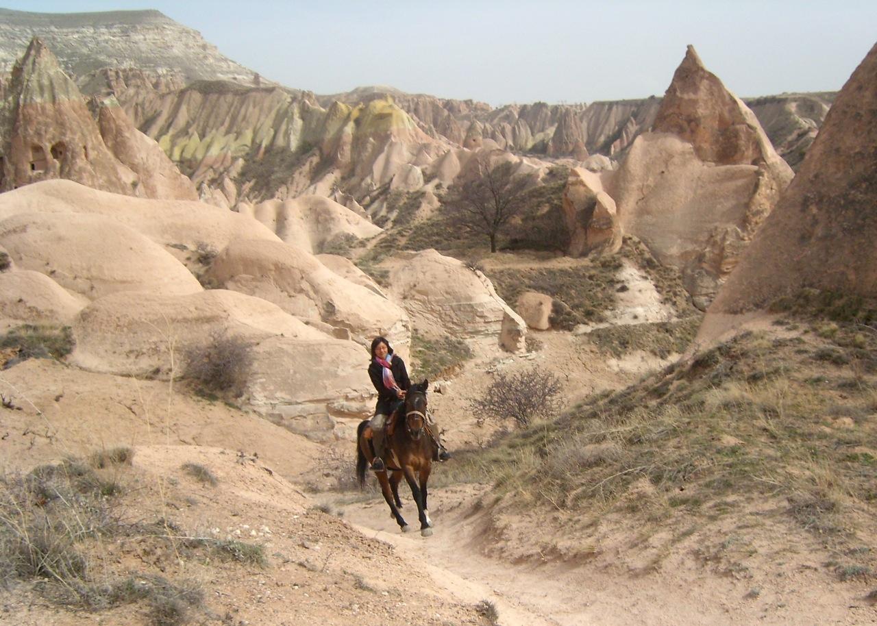 Cappadocia jade horse 2