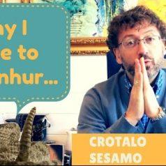 Weshalb ich nach Damanhur kam: Crotalo Sesamo