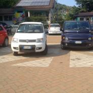 Wie im Tempel, so auf dem Parkplatz