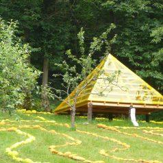Der Wald, der zum Tempel wurde