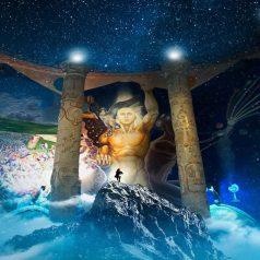 Die Tempel der Menschheit –virtuelle Tour