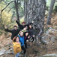 Eine Gemeinschaft in Spanien