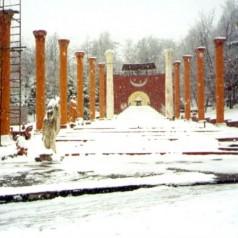 Die Geburt des Offenen Tempels