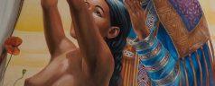 Pachamama, die Gottheit, die in unser aller Herzen wohnt