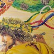 Pan-Psychismus und das Werden einer Gottheit