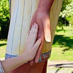 Nimm mich bei der Hand