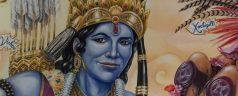 Rāma, die perfekte Gottheit, so wie wir