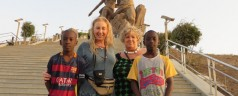 Schwester-Gemeinschaft in Senegal