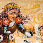 Yagil Qan und ihr Lebenshauch