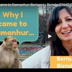 Wie ich nach Damanhur gekommen bin: Bertuccia Bietola