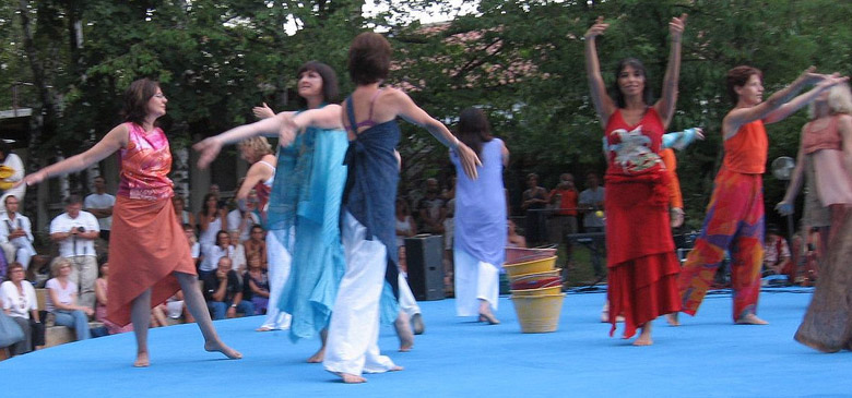 danza sacra