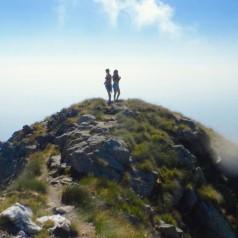 Bestiegene Gipfel und Gipfelerlebnisse
